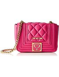 Love Moschino - Moschino, Shoppers y bolsos de hombro Mujer, Pink (Fuchsia), 7x13x20 cm (B x H T)
