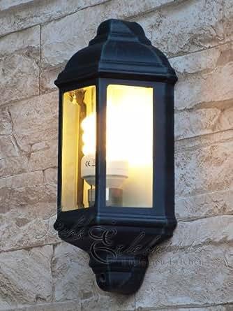Applique Moderne Lampe Murale Extérieure Luminaire Lampe De Jardin IP23 / Vert Antique / LE9007sg