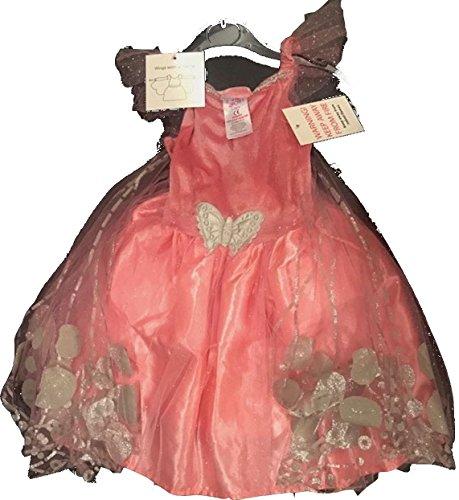 WS Fasching Kostüm Schmetterling Fee Prinzessin Kleid rosa (80-92) Tinkerbell Tutu