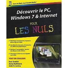 DECOUV PC WIND 7 ET INT PR NUL