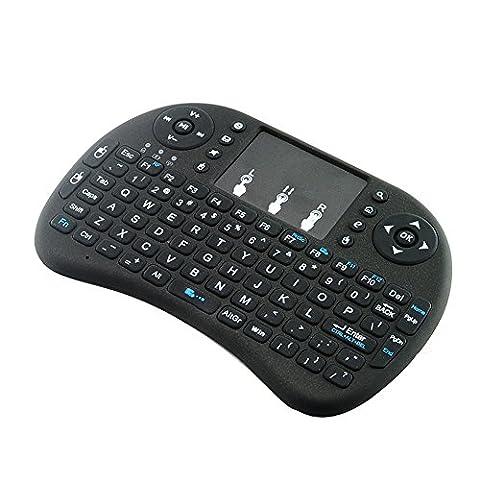 Careshine wireless Keyboard Tastatur Mit Maus Kabellos Combo, 2.4GHZ QWERTY
