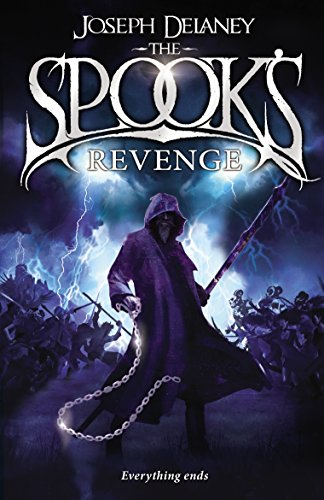 The Spook's Revenge: Book 13 (The Wardstone Chronicles, Band ()