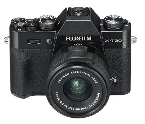 Fujifilm X T20 + XC15-45mm (Kit) Black