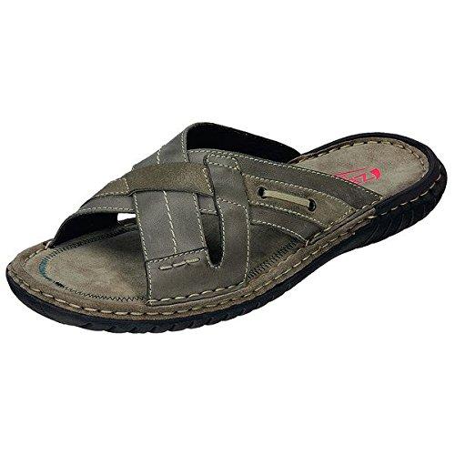 Zen sandali uomo 660201, Marrone (fango/birch), 43 EU