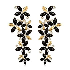 YouBella Party Wear Gold-plated Earrings for Women & Girls