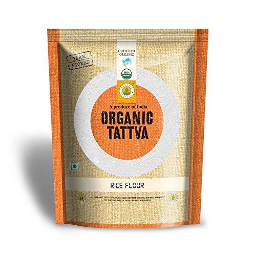 Organic Tattva Rice Flour, 500g