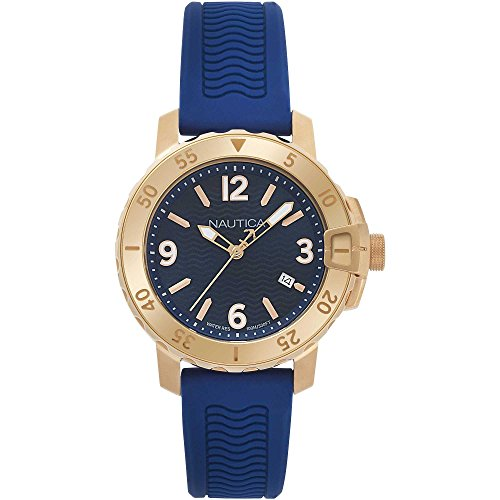 Women Only Time Watch Nautica Chicago Casual Cod. napchg003