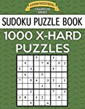 Sudoku Puzzle Book, 1,000 EXTRA HARD Puzzles: Bargain Sized Jumbo Book, No Wasted Puzzles With Only One Level: Volume 35 (Sudoku Puzzle Books Champion Series)