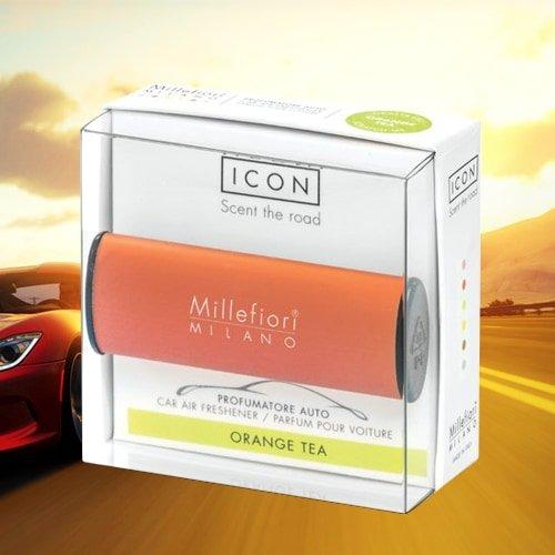 Millefiori Milano 16CAROR Autoduft Auto Lufterfrischer -