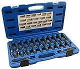 Entriegelungswerkzeug ISO KFZ Stecker Auspin-Werkzeug Lösewerkzeug Set 23 tlg.