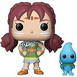 Funko- Figurines Pop Vinyle - Games: Ni No Kuni: Tani w/Higgledy, 27017