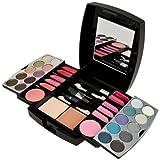 Gloss! Palette de Maquillage 39 Pièces, Coffret Cadeau-Coffret Maquillage