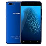 CUBOT Rainbow 2 Android 7.0 Smartphone 5 Zoll 3G WCDMA Ohne Vertrag Quad-Core 1.3GHz 1GB RAM+16GB ROM 13.0MP+2.0MP Dual Hauptkamera+5.0MP Front 2350mAh Dual SIM GPS