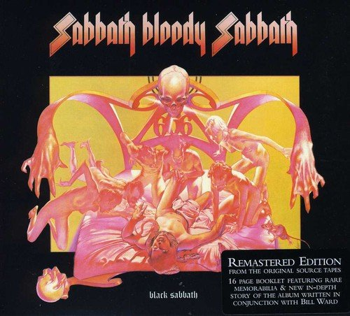 Black Sabbath: Sabbath Bloody Sabbath (Remastered) (Audio CD)