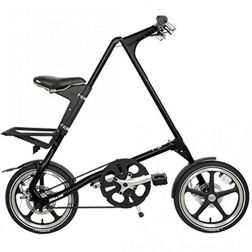 Falt Fahrrad Strida LT 16 Zoll in Farbe Schwarz