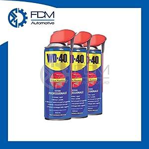 Dégrippant aérosol anticorrosivo et lubrifiant WD-4039034–Spray Double Position 1500ml