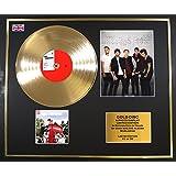 One Direction/marco Disco de Oro/Vinilo, fotos y libro/Edición limitada/certificado de Authenticite/Take Me Home