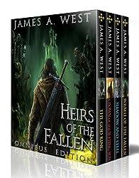 Heirs of the Fallen Omnibus: Omnibus Edition (English Edition)