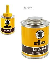 Effax - Aceite para piel Lata con brocha 475ml Cuidado de la piel