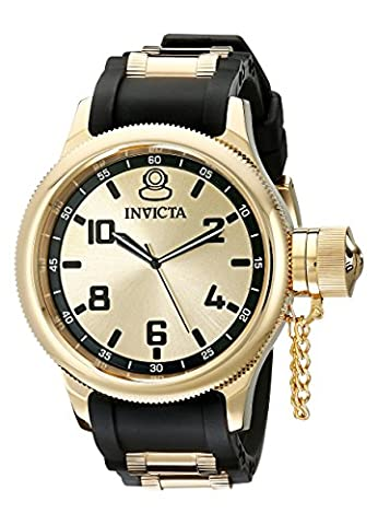 Invicta Herren-Armbanduhr Quarz Analog 1438