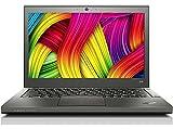 Lenovo ThinkPad X240 i5 Sub-Notebook mit Betriebssystem Windows 10 Pro - 500 GB HDD - Intel Core i5 - 4 GB DDR Ram - Laptop mit 12,5 Zoll HD-Display (Zertifiziert und Generalüberholt)