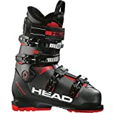 HEAD Herren Advant Edge 85 Skischuhe, Anthracite-Black red, 27.5