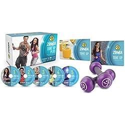 Zumba Tone Up 5 DVD Kit