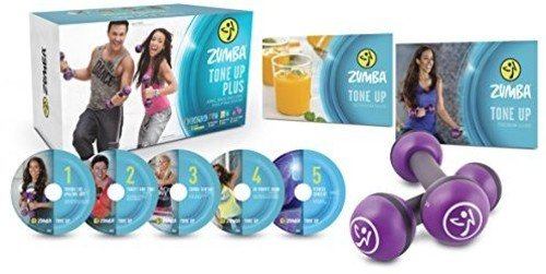 Zumba Fitness Tone up DVD System