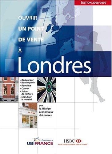 Ouvrir un point de vente à Londres