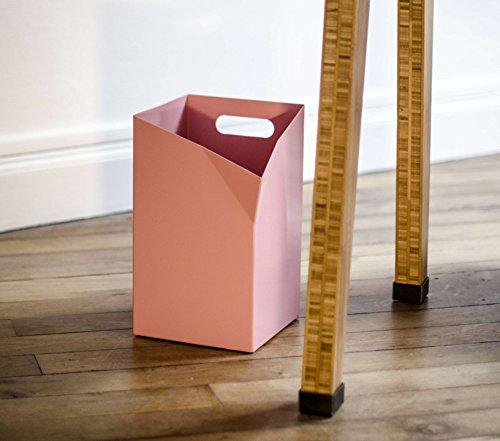 Preisvergleich Produktbild B Trash M Papierkorb und Mülleimer Büro Schwarz