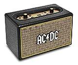 iDance ACDCClassic2 ACDC Classic 2 Bluetooth Lautsprecher schwarz/Gold/braun