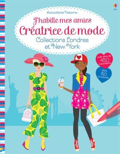 J'habille mes amies - Cratrice de mode - Collections Londres et New York