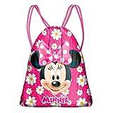 Mickey Mouse KM-37683 2018 Bolsa de Cuerdas para el Gimnasio 40 cm