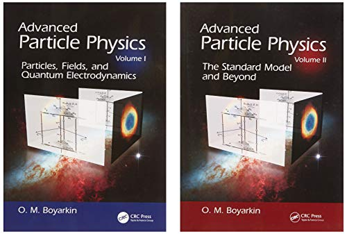 Advanced Particle Physics Two-Volume Set (Advanced Particle Physics)