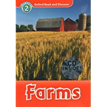 Oxford Read & Discover 2: Farms Audio Pack (Oxford Read and Discover)