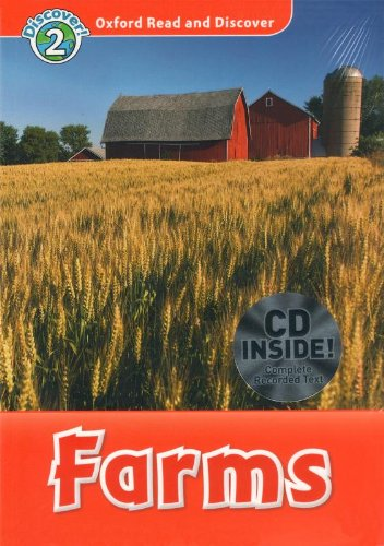 Oxford Read and Discover: Oxford Read & Discover. Level 2. Farms: Audio Pack