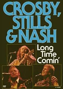 Crosby, Stills And Nash: Long Time Comin' [DVD] [2007]