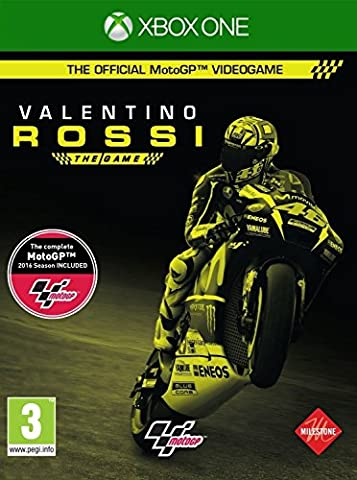 XBOX ONE Valentino Rossi The Game (MotoGP 16) UK Import, auf deutsch spielbar