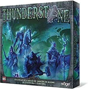 Edge Entertainment- Thunderstone - español, Color (EDGTS01)