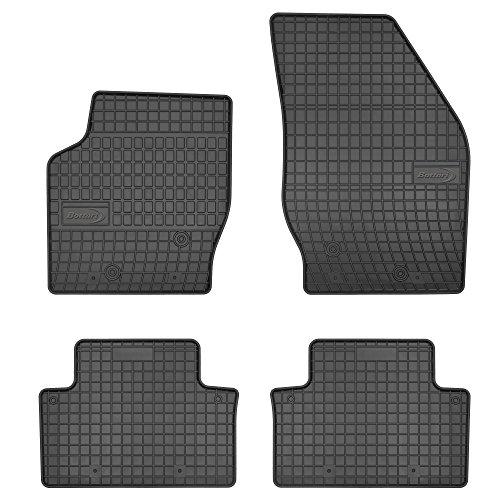 Bottari 39712 Set de 4 tapis de sol sur mesure en caoutchouc pour XC 90 2002 - 2015