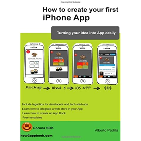 How to create your first iPhone App: Turning your idea int App easily