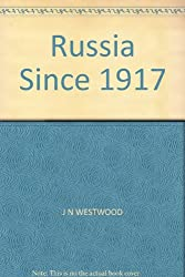 Russia Since 1917