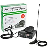 Radio CB Ricetrasmettitore PNI Escort HP 8000L con regolabile asq, 4 W Blocco tasti - Best Reviews Guide