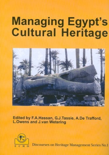 Managing Egypt's Cultural Heritage: Proceedings of the First Egyptian Cultural Heritage Organisation Conference on: Egyptian Cultural Heritage ... Discourses on Heritage Management) by Carolina Cardell-Fern¨¢ndez (2010-01-05)