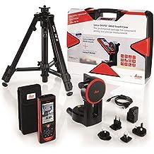 Leica Disto D810 Touch - Pack de medidor láser (200 m) + accesorios
