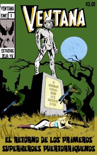 Ventana Comic # 1 por Jose Vazz