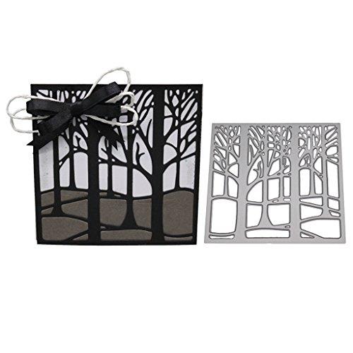 tanzschablone DIY Scrapbooking Präge Album Papier Karte Handwerk Weihnachten Valentinstag Thanksgiving Geschenke ()