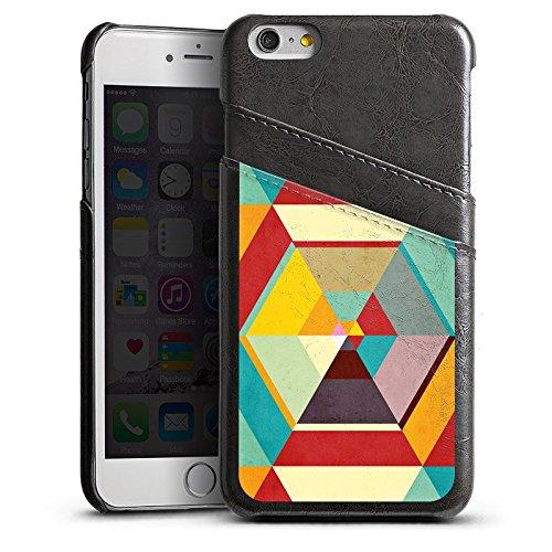 Apple iPhone 4 Housse Étui Silicone Coque Protection Motif Motif couleurs Étui en cuir gris