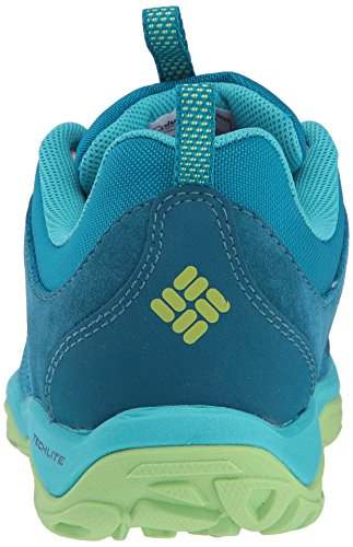 Columbia Fire Venture Textile Wmns, Chaussures Multisport Outdoor Femme Turquoise (Sea Level, Valencia 942)