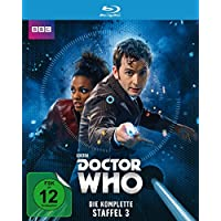 Doctor Who - Die komplette 3. Staffel